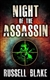 Blake, Russell - Night of the Assassin (Signed Trade Paperback)