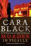 Black, Cara - Murder in Pigalle (Signed, 1st)