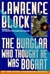 Block, Lawrence - Burglar Who Thought He Was Bogart, The (Signed First Edition)