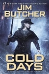 Butcher, Jim - Cold Days (Signed First Edition)
