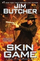Butcher, Jim - Skin Game (Signed First Edition)