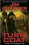 Butcher, Jim - Turn Coat (Signed First Edition)