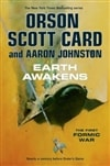 Card, Orson Scott & Johnston, Aaron - Earth Awakens (Signed First Edition)