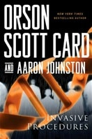Invasive Procedures by Orson Scott Card and Aaron Johnston
