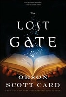 Card, Orson Scott - Lost Gate, The (Signed, 1st)