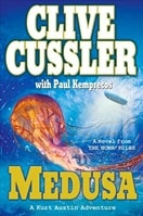 Cussler, Clive & Kemprecos, Paul - Medusa (Double-Signed First Edition)
