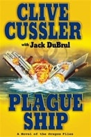 Cussler, Clive - Plague Ship (Signed, 1st)