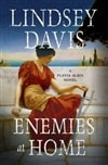 Davis, Lindsey - Enemies At Home (Signed First Edition)