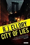 Ellory, R.J. - City of Lies (Signed First Edition)
