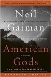 Gaiman, Neil - American Gods (Signed Thus)