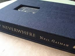Gaiman, Neil - Neverwhere (Signed Limited)