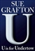 Grafton, Sue - U is for Undertow (Signed First Edition)