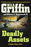 Griffin, W.E.B. & Butterworth, William E. - Deadly Assets (Double-Signed First Edition)