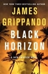 Grippando, James - Black Horizon (Signed First Edition)