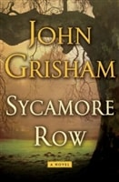 Grisham, John - Sycamore Row (Signed First Edition)