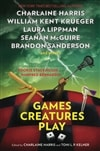 Harris, Charlaine - Games Creatures Play (Signed First Edition)