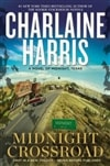 Harris, Charlaine - Midnight Crossroad (Signed First Edition)