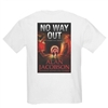 Jacobson, Alan - No Way Out T-Shirt