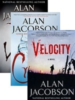 Alan Jacobson Karen Vail Trilogy Vol. 1