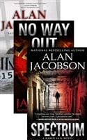 Alan Jacobson Karen Vail Trilogy Vol. 2