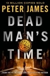 James, Peter - Dead Man's Time (Signed, 1st)