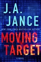 Jance, J.A. - Moving Target (Signed First Edition)