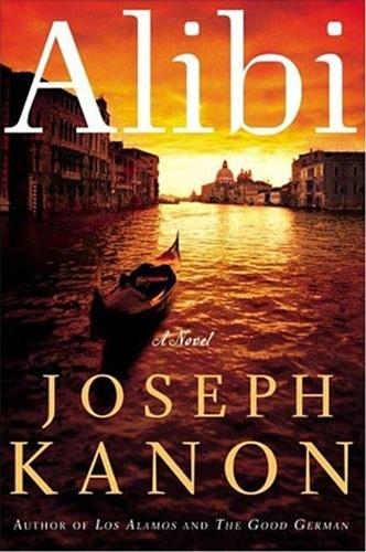 Alibi by Joseph Kanon