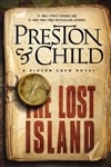 Preston, Douglas & Child, Lincoln - Lost Island, The (Double-Signed, 1st)