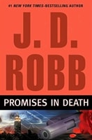 Robb, J.D (Roberts, Nora) - Promises in Death (Signed First Edition)