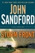Sandford, John - Storm Front (Signed First Edition)
