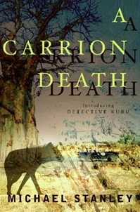 Stanley, Michael - Carrion Death, A - (Double-Signed First Edition)
