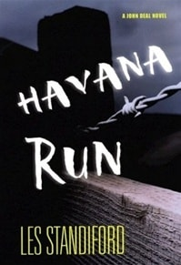 Standiford, Les - Havana Run (Signed First Edition)