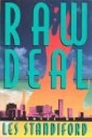 Standiford, Les - Raw Deal (Signed First Edition)