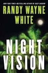 White, Randy Wayne - Night Vision (Signed First Edition)