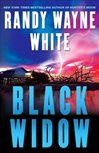 White, Randy Wayne - Black Widow (Signed First Edition)