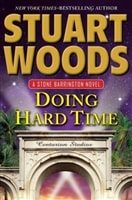 Woods, Stuart - Doing Hard Time (Signed First Edition)