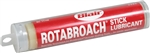 Rotabroach Stick Lubricant increases hole cutter tool life