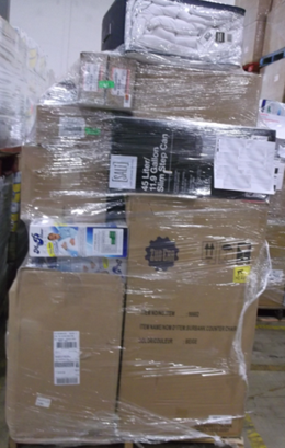 Bed Bath And Beyond Truckload Liquidation Overstock Wholesale