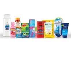 Wholesale Overstock Drug Store items