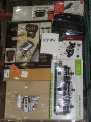 Overstock Housewares, JCP Houseware Pallets, Closeouts Houewares Liquidations. Customer Returns