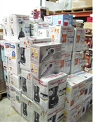 Wholesale Liquidation Small Kitchen Appliances Pallets