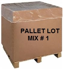 Wholesale Merchandise Mixed Pallet Lots