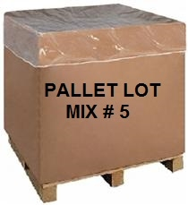 Closeout Wholesaler Pallet Lots