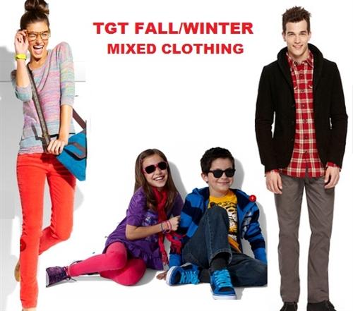 Target Wholesale Liquidation Overstock Winter Clothing Pallet