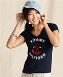 Wholesale Women's Short Sleeve Tommy Hilfiger T Shirts