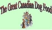 The Great Canadian Dog Food 23-14 Lamb & Rice