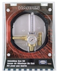 Harris Adjustable Flow Meter w/10' Hose for Lincoln Electric and Century MIG Welders 3100211