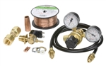MIG Conversion Kit with 12Vdc Solenoid K2526-1