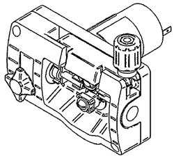 Lincoln Electric Wire Drive Assembly with Drive Motor L12537-1
