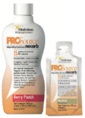 ProSource NoCarb Liquid Protein packets